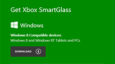 Set up and use the Xbox SmartGlass app on a Windows-based device