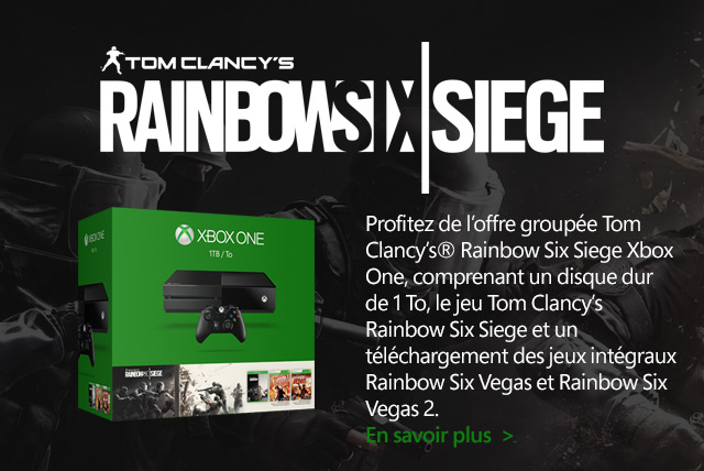 Rainbow 6 Bundle