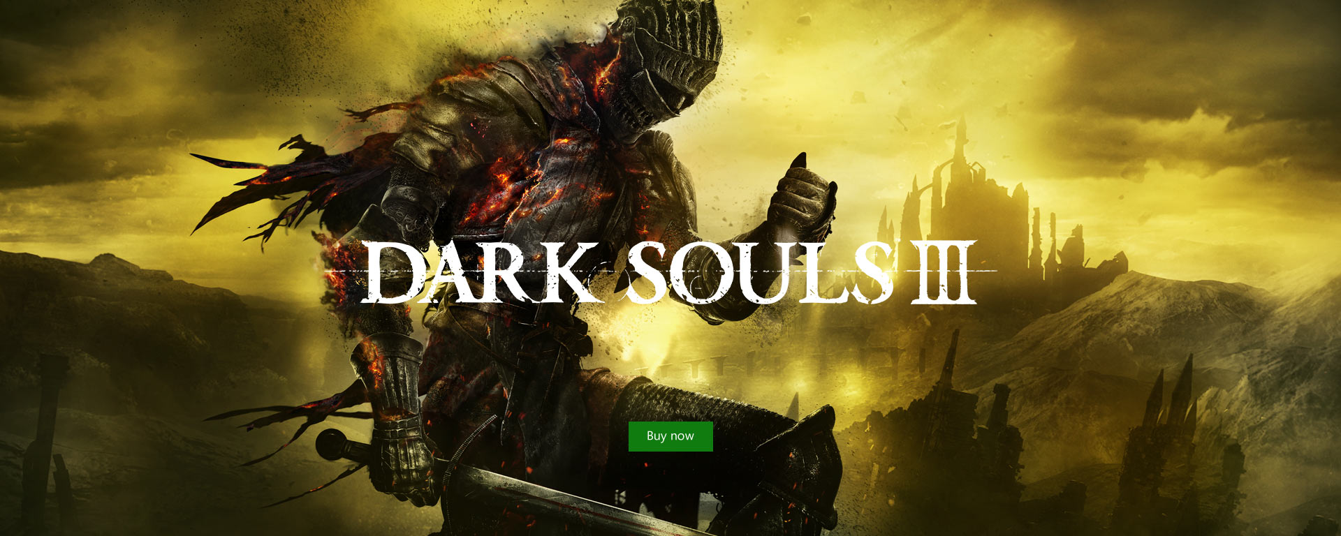 Dark Souls 3 on Xbox One
