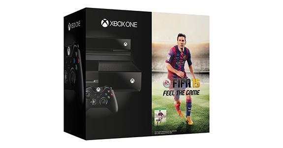 Xbox OneFIFA 15 번들