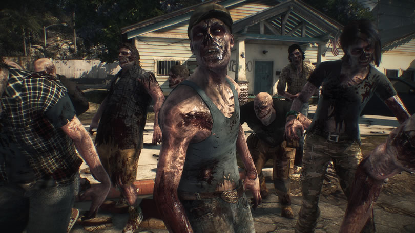 Dead Rising 3 zombies screenshot