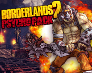 """Krieg the Psycho"" - Out now for Borderlands 2"