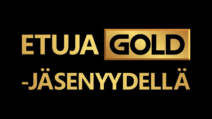 Xbox Live Gold | Etuja Gold-jäsenyydellä