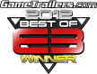 Gametrailers.com Best of E3 winner