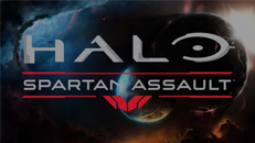 Halo Spartan Assault on Windows Phone 8