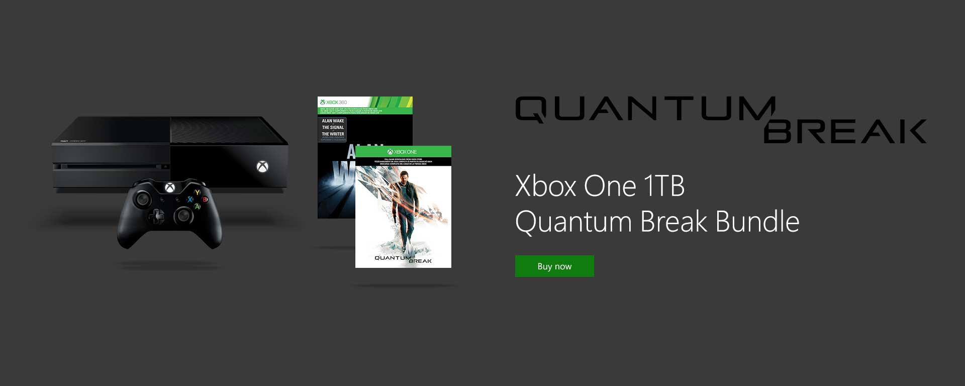 Quantum Beak Bundle