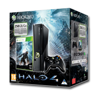 Xbox 360® 250GB Halo® 4 Bundle