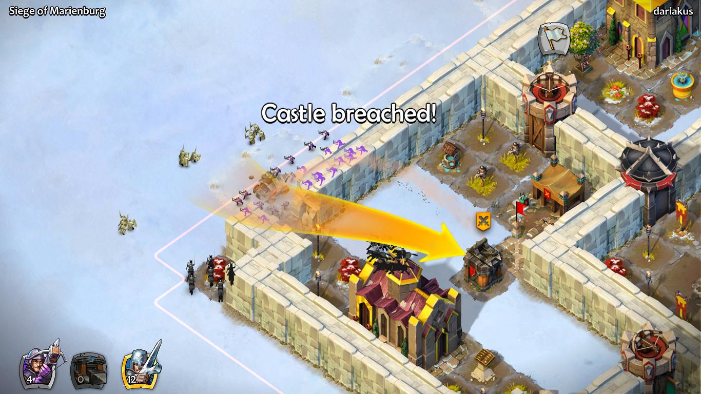 Castle Siege Screenshot-3