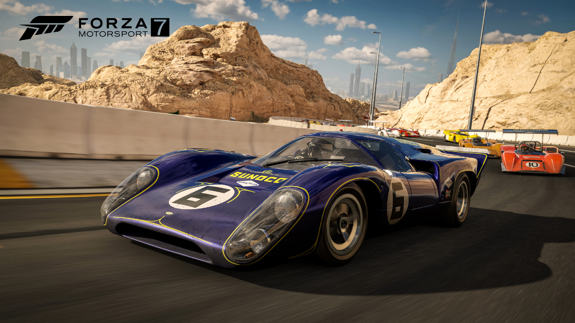As A Result Weve Built Forza Motorsport 7 From The Ground Up To Be Ultimate PC Racing Game With Native 4K Resolution And Unlocked Framerate On
