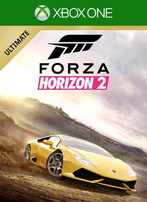 Forza Horizon 2 Ultimate Edition Box Shot