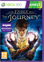 Fable: The Journey-Verpackung