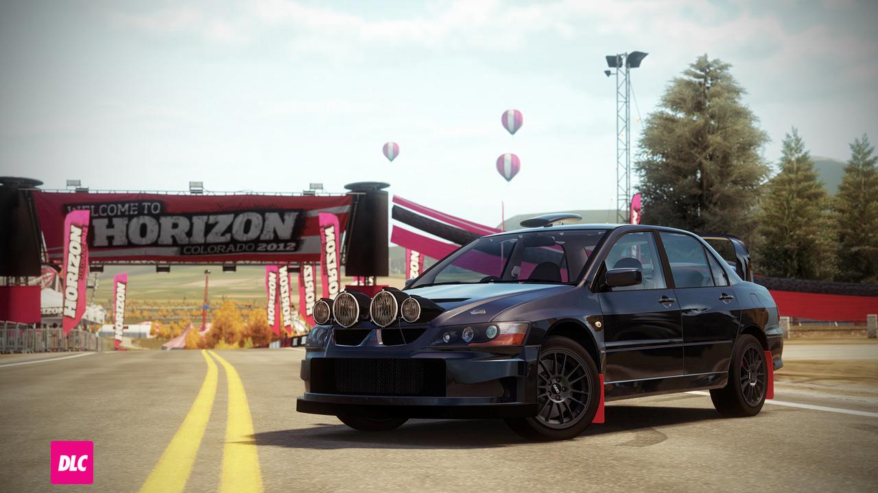 Forza Horizon - Cars