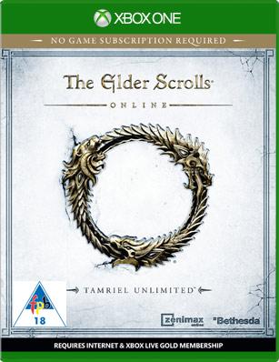 The Elder Scrolls Online Xbox One boxshot