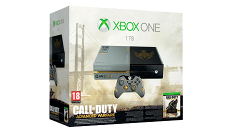 Xbox One Call of Duty: Advanced Warfare Bundle