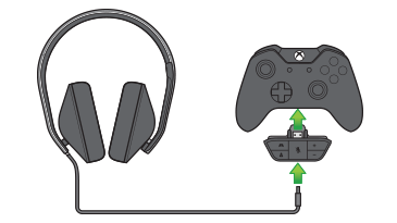 Xbox One Controller & Headset Compatibility | Xbox One Xbox Controller Headset Wiring Diagram on