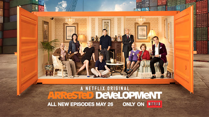 A Netflix Original - Arrested Development
