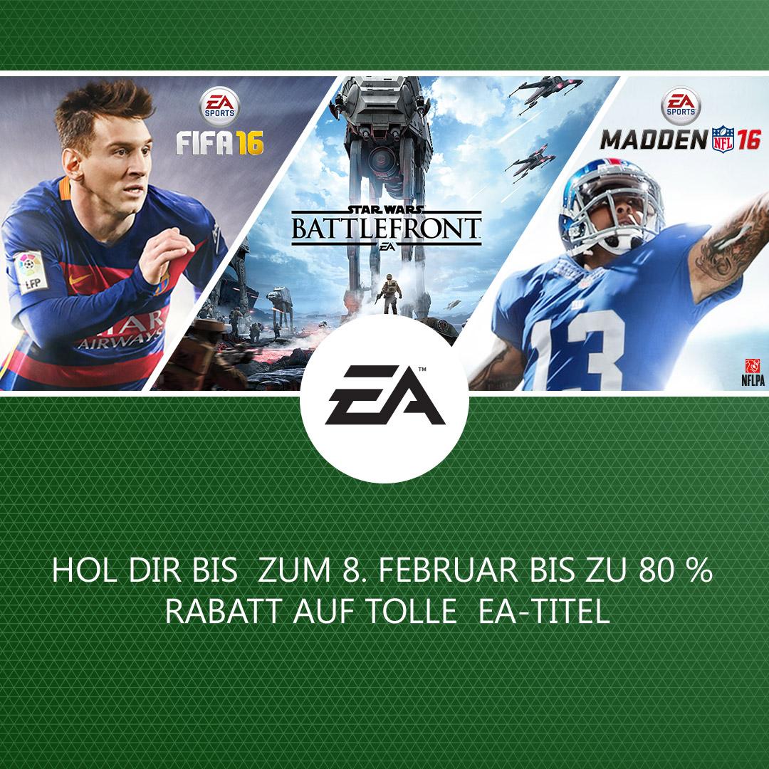 EA Sale   Xbox