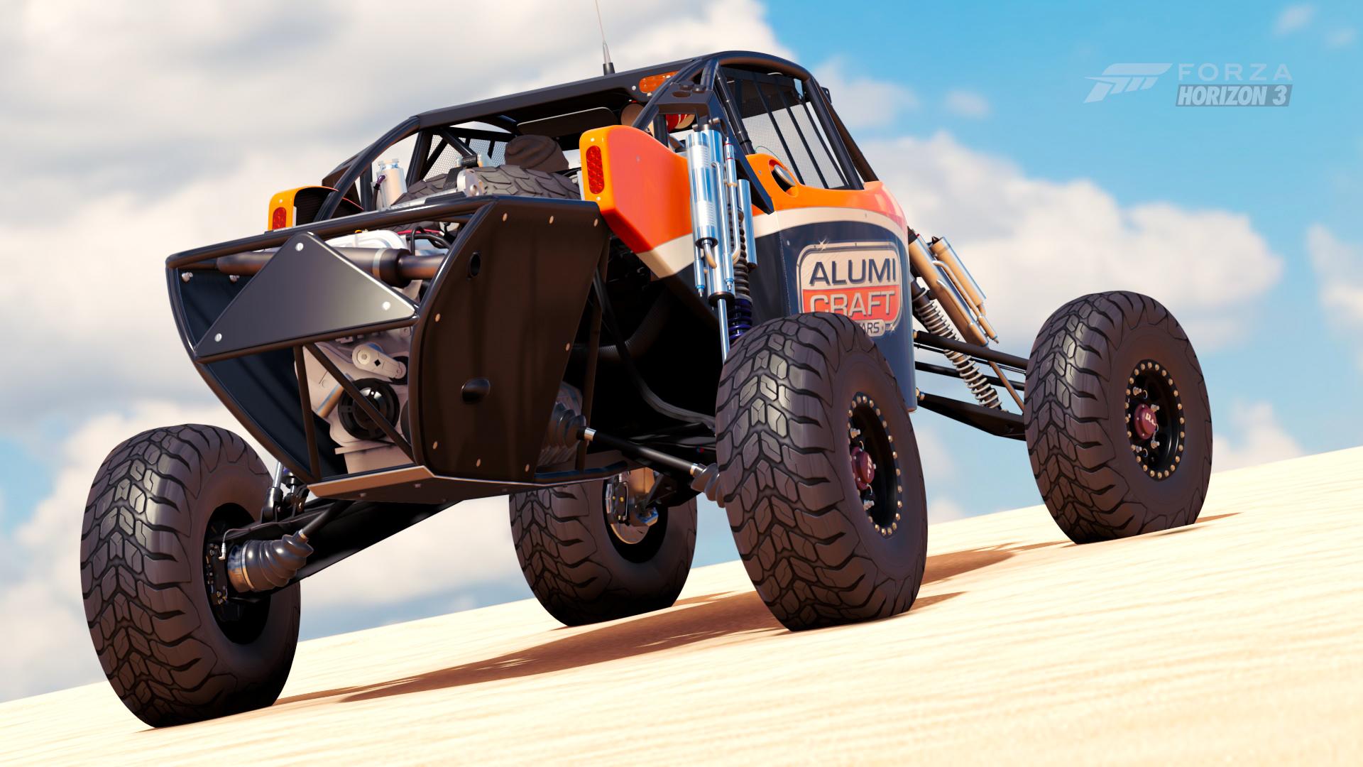 Alumi Craft Class  Race Car Forza