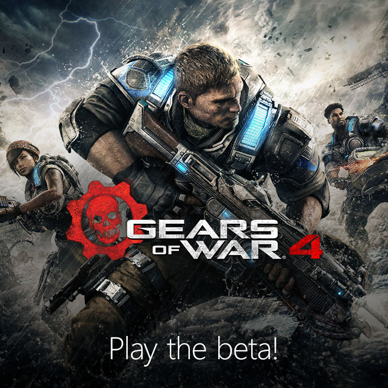 Gears of War 4 | Ultimate Edition Access beta | Xbox One