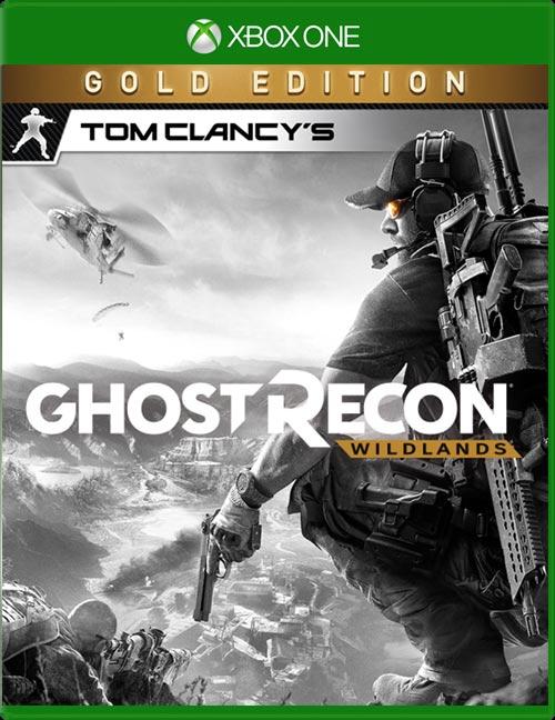 Ghost Recon Wildlands Boxshot