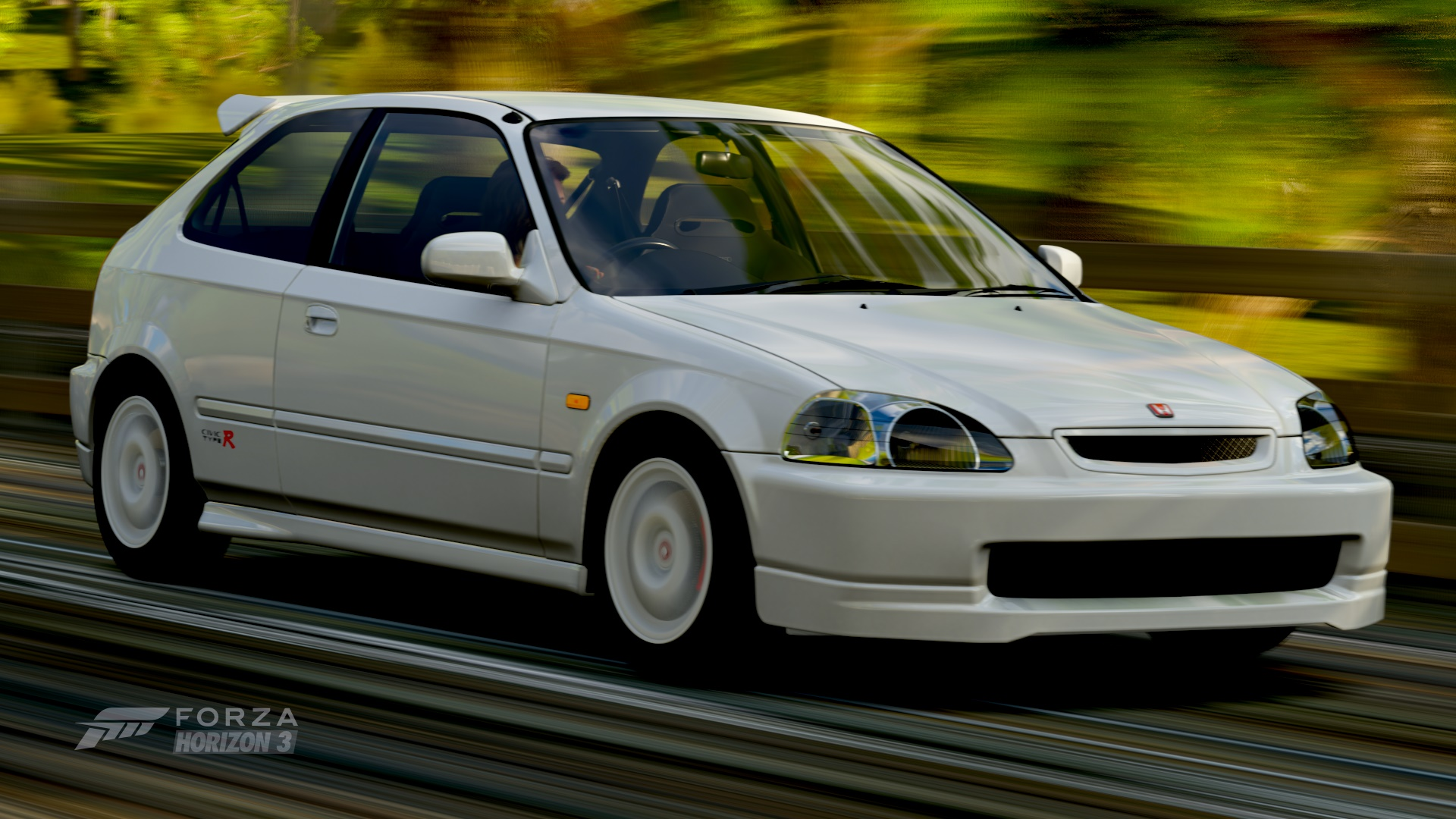 1997 Honda Civic Type R