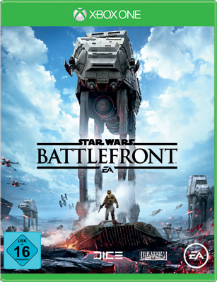 Star Wars Battlefront box shot