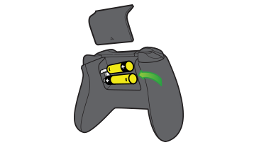about using batteries with your Xbox One Wireless ControllerXbox One Controller Battery