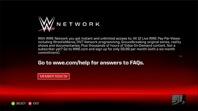 wwe network billing change