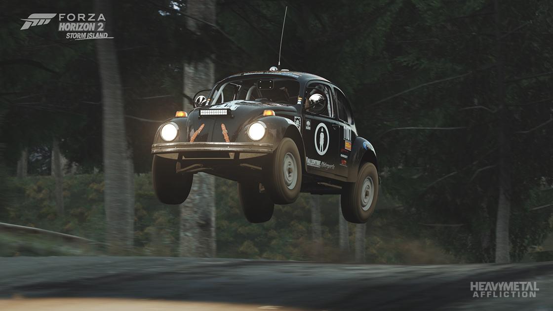 Vw Beetle Engine