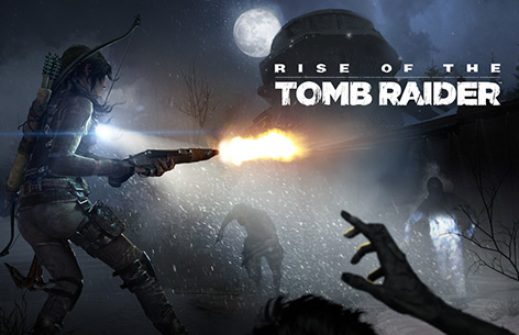 Rise of the Tomb Raider Cold Darkness Awakened Add-On