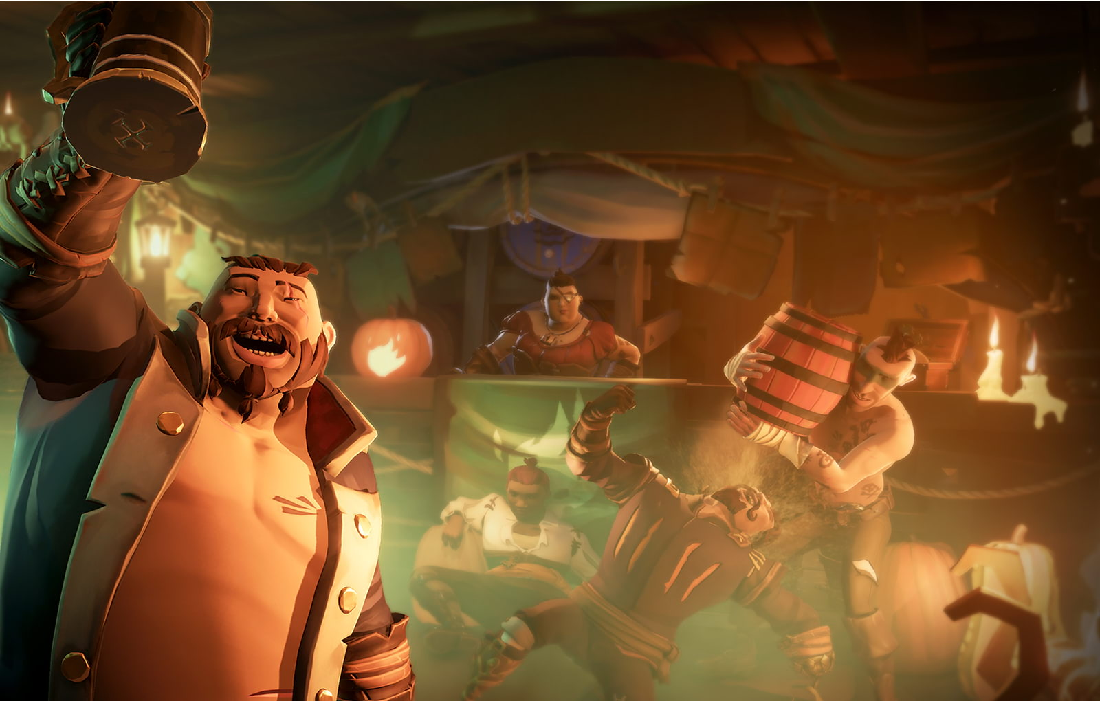 Sea Of Thieves Festival Of The Damned Update Now Available Sea Of Thieves Forum