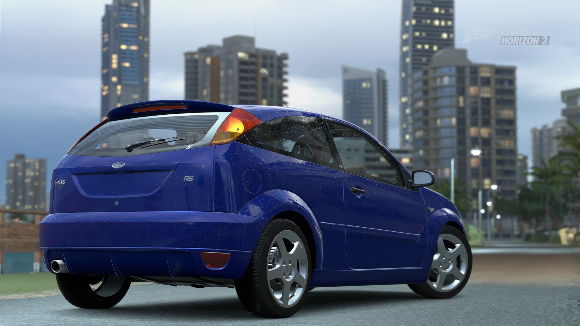 2002 ford focus 400 hp