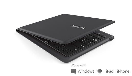 Universal Foldable Keyboard《萬用折疊式鍵盤》