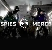 Splinter Cell Blacklist - Spies VS Mercs
