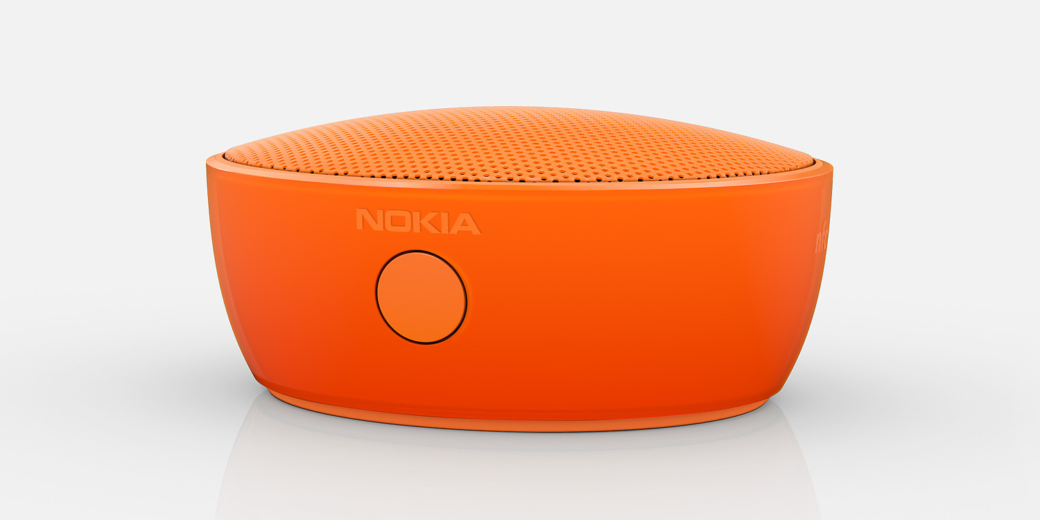 Nokia Portable Wireless Speaker MD-12