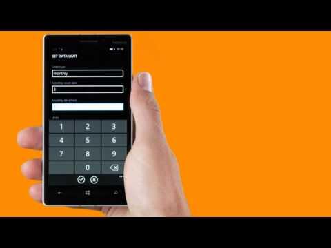 Entdecke Lumia: Datennutzung optimieren