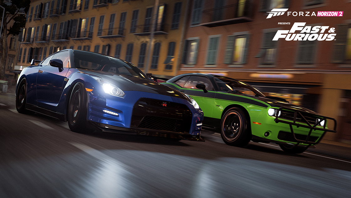 Muscle Cars List >> The Cars of Forza Horizon 2 Presents Fast and Furious