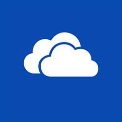 Microsoft OneDrive app tile