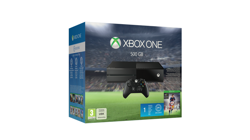 Xbox One EA Sports™ FIFA 16 1TB Bundle