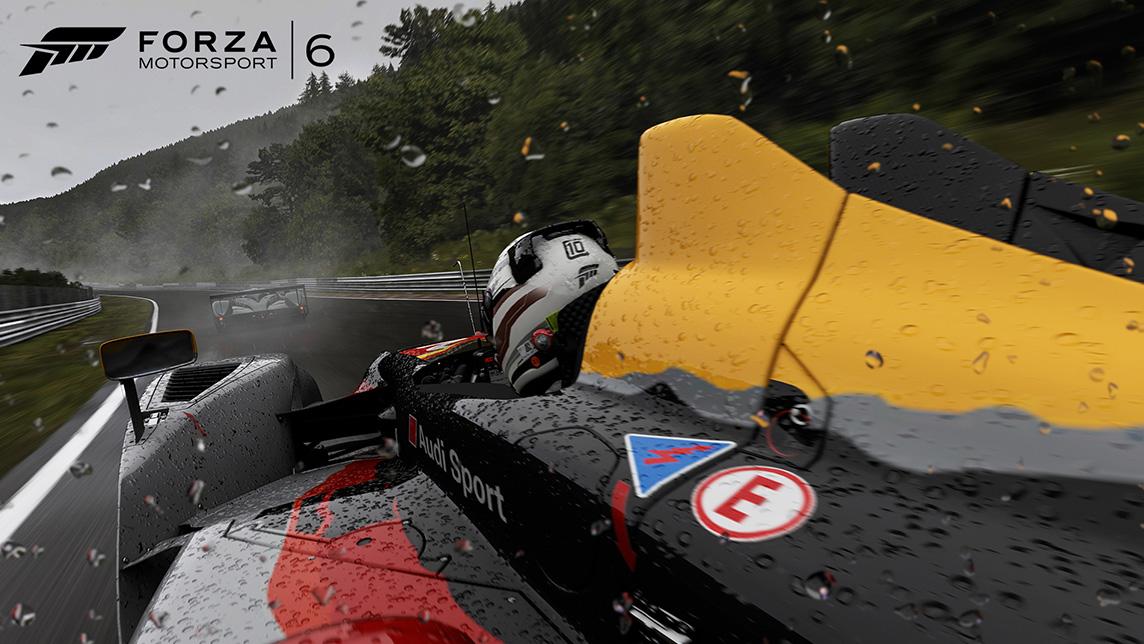 Forza Motorsport Forza Motorsport 6 At Gamescom 2015