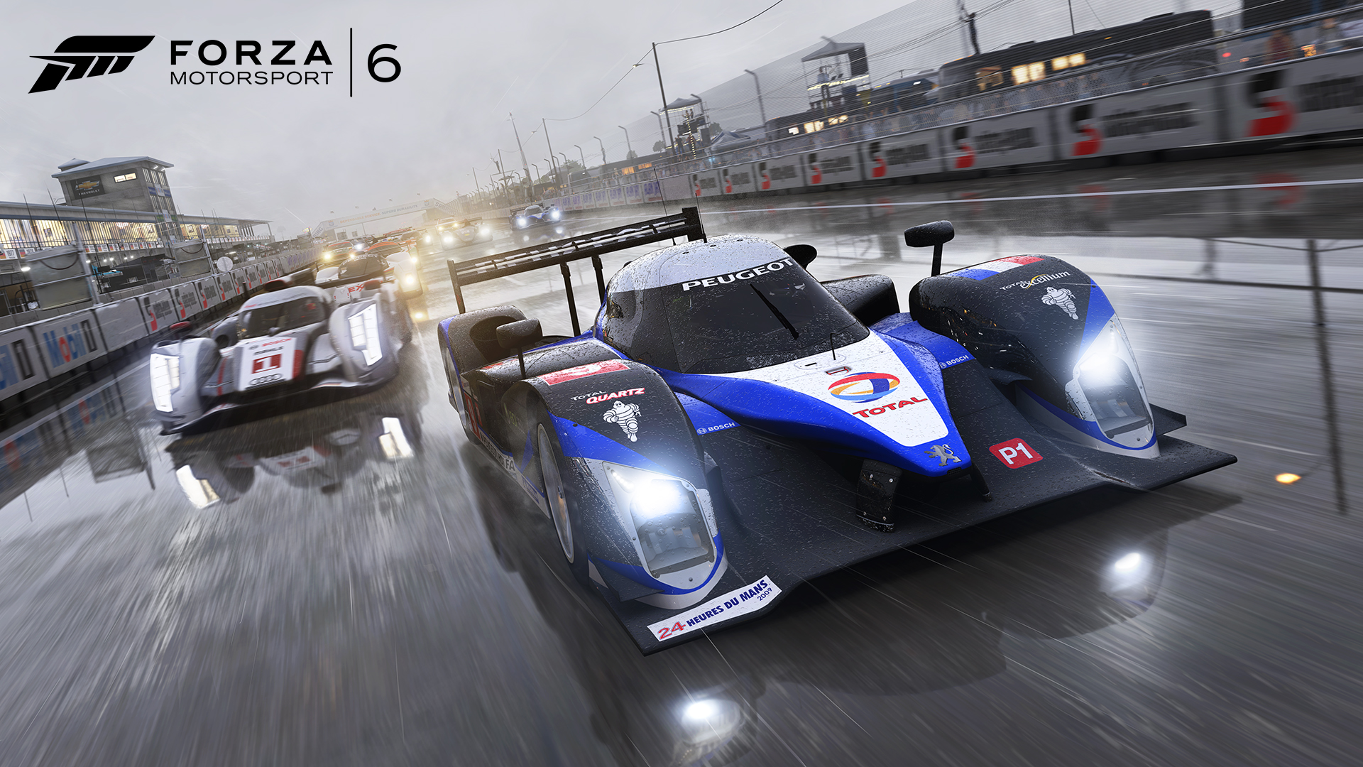Forza Motorsport 6 - Cars