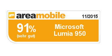 Lumia 950 Smartphone Test