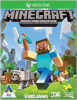 Minecraft Xbox One Edition box shot