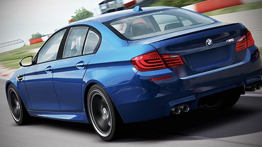 Forza Motorsport 4 2012 BMW M5