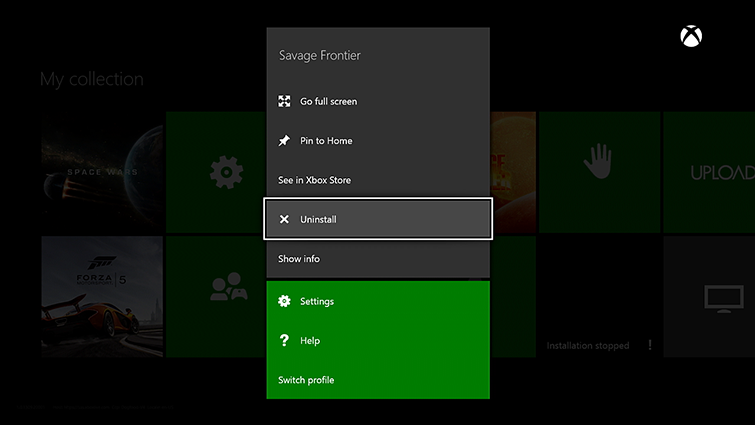 picture Understanding storage on Xbox One deleting games & saves |