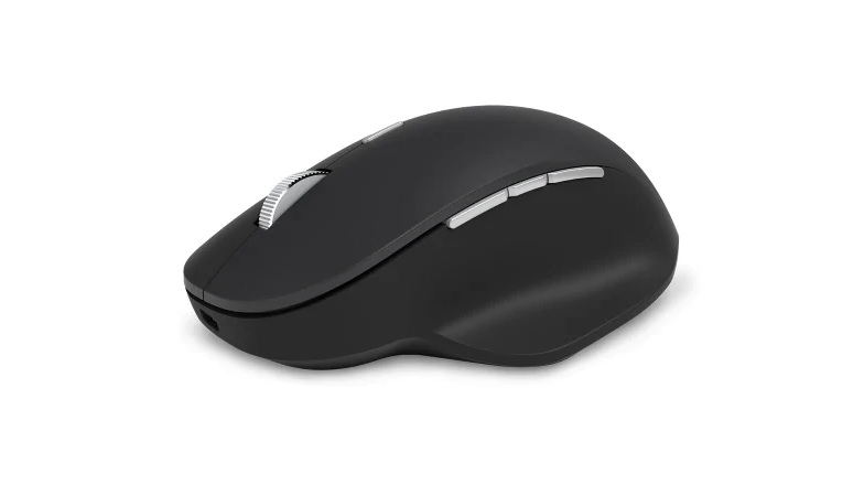 Microsoft Precision Mouse in Black
