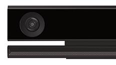 Kinect センサーのレンズを掃除する方法
