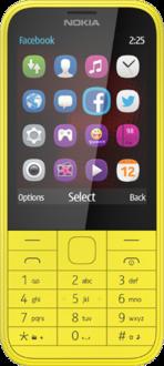 Справка для Nokia 225 (Dual SIM)