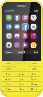 Nokia 225 (Dual SIM): ohje