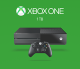 Xbox One 1 Terabyte Konzola box shot